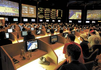 how to start sports betting