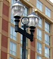 New Old Streetlight