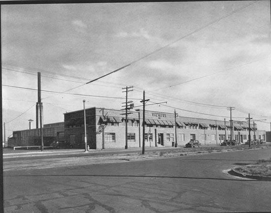 Vickers Hydraulics Oakman Detroit