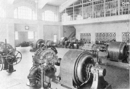 DFD High Pressure Station