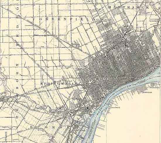 Discuss Detroit: Springwells