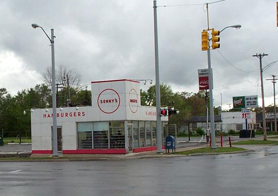 Sonnys Hamburgers