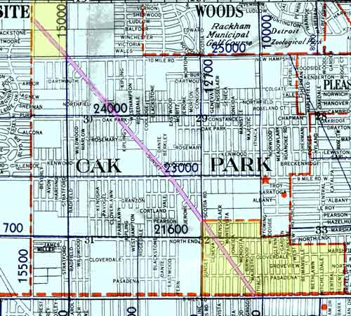 Discuss Detroit Royal Oak Township Disappearing