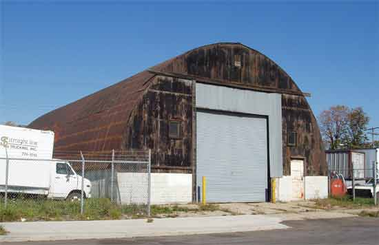 Quonset Strong