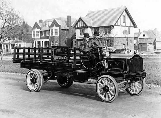 Packard Tivoli