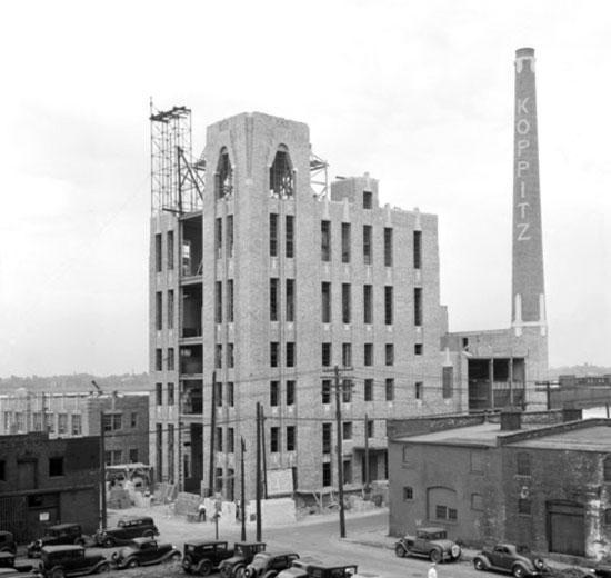 Koppitz-Melchers Brewery