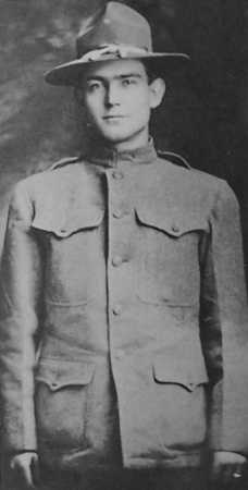 Sgt. Silver K. Parrish, Company B, 339th Infantry Regiment