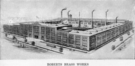 Roberts Brass Works