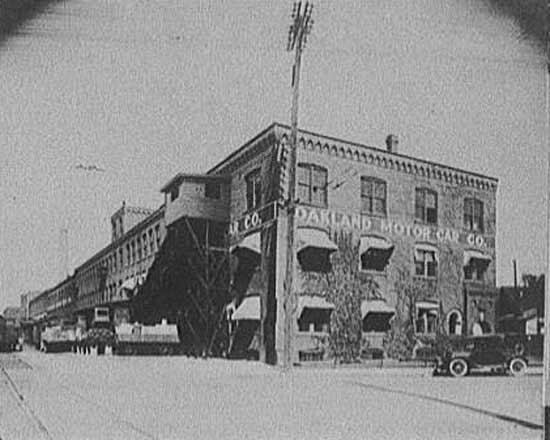 Oakland Motors