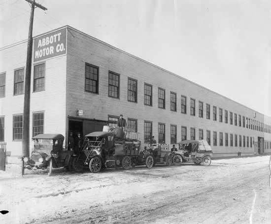 Abbott Motor Company