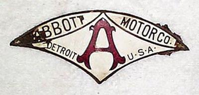 Abbott badge