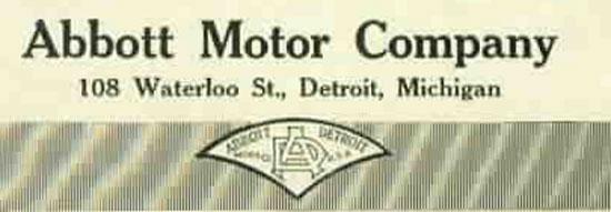 Abbott-Detroit ad c/u