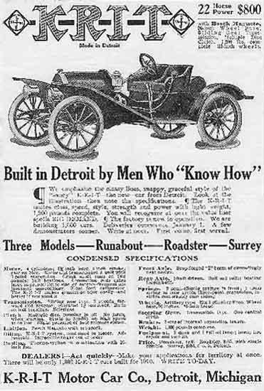 1910 Krit Ad