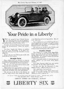 Liberty Ad