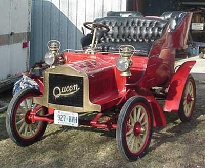 1905 Queen