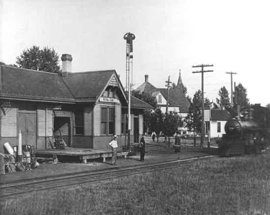 RO Station