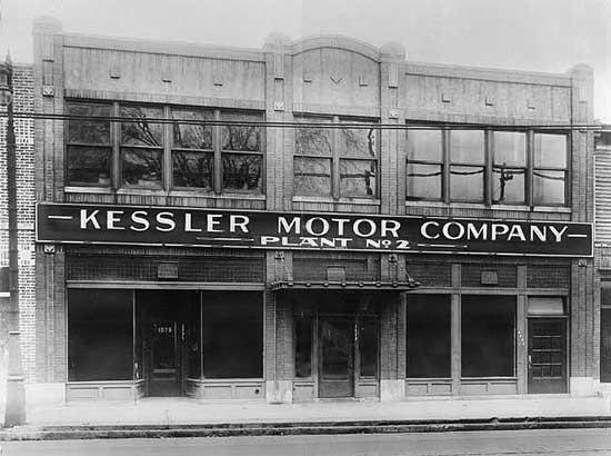 Kessler Motor Co plant 2