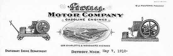 Gray Motors Charlotte St