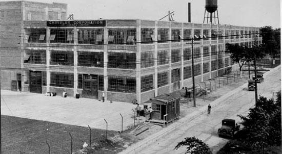 Windsor Water Tower Demolition : Discuss detroit old car factories