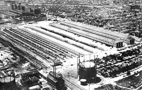 Detroit Union Produce Terminal