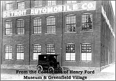 Detroit Auto Corp ext