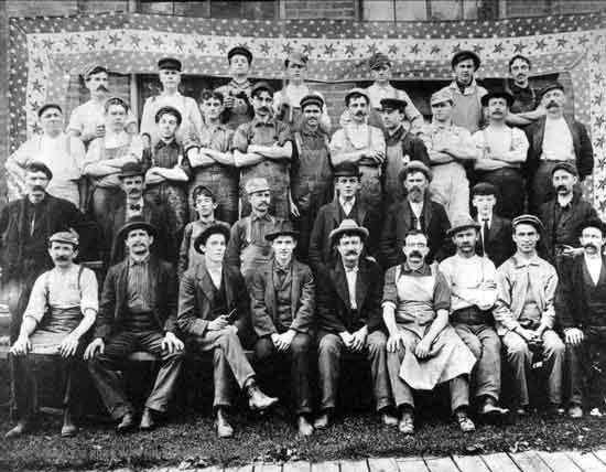 C.R Wilson Coachbuilders
