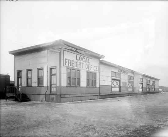GTW Avery Freight Station