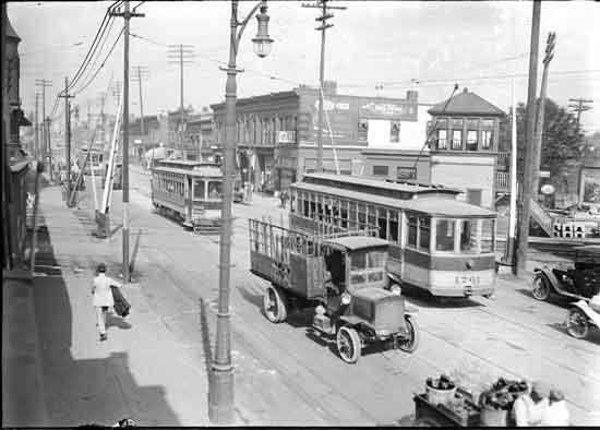 Gratiot & Dequindre 1920