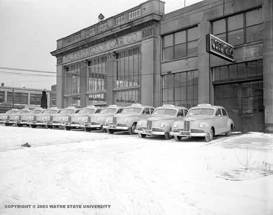 Packard E Jefferson