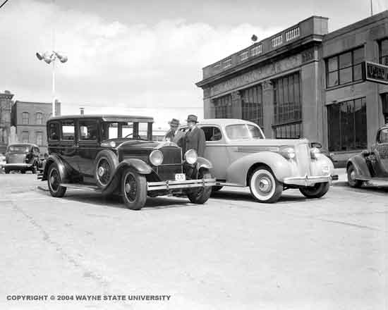 Packard 29 and 39