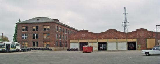 DSR Car Barns on Lillibridge