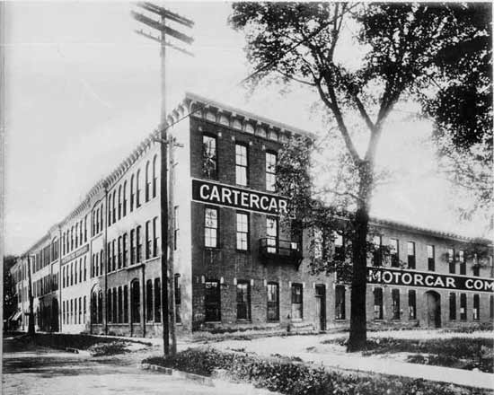 Cartercar factory 1st St