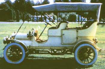 1907 Cartercar