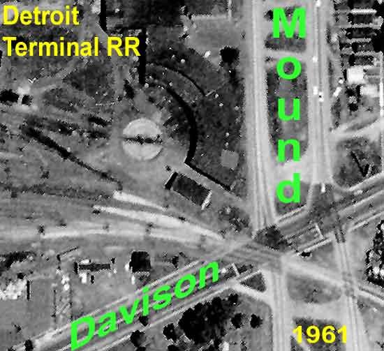 Detroit Terminal RR roundhouse