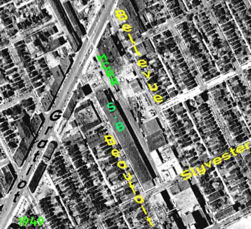Gratiot & Beaufait Sripps-Booth factory aerial