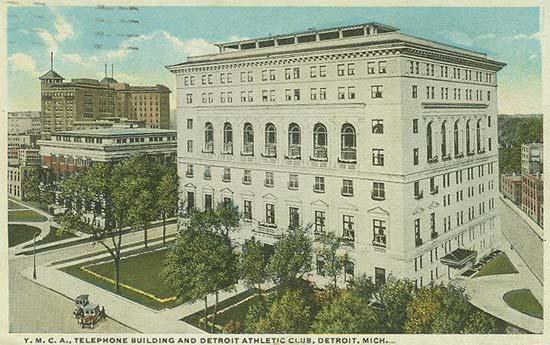 Detroit Telephone Co