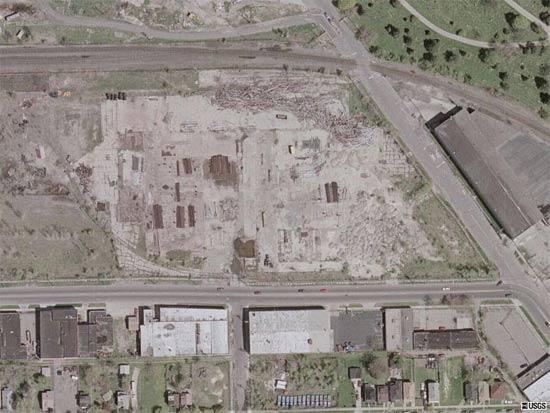 Eaton Spring site