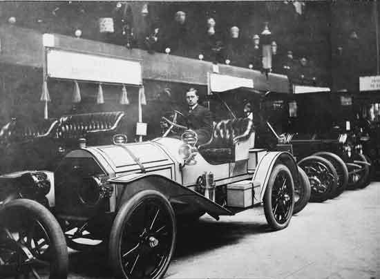 1907 Thomas-Detroit Flyer