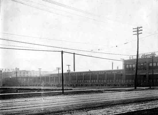 Hupmobile Jefferson factory 2