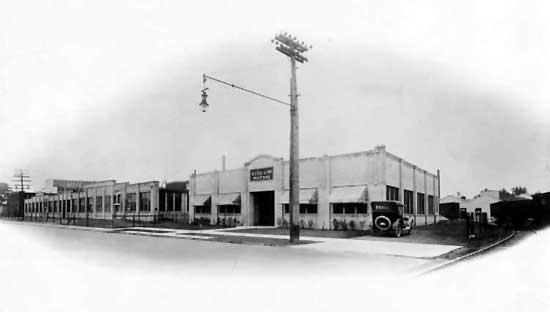 Kess-Line factory