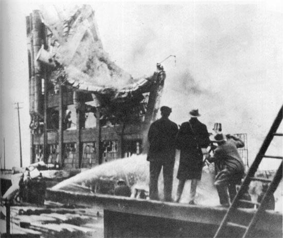 Briggs fire 1927