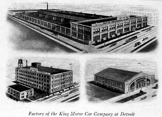 King Factories drawing