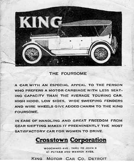 Crosstown Corp 1920 back