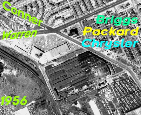 Briggs/Packard Conner Ave 1956