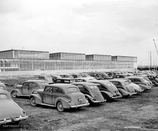 Saginaw Steering Gear WWII