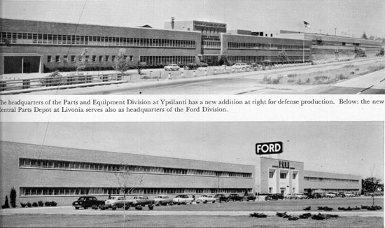 Ford Central Parts Depot