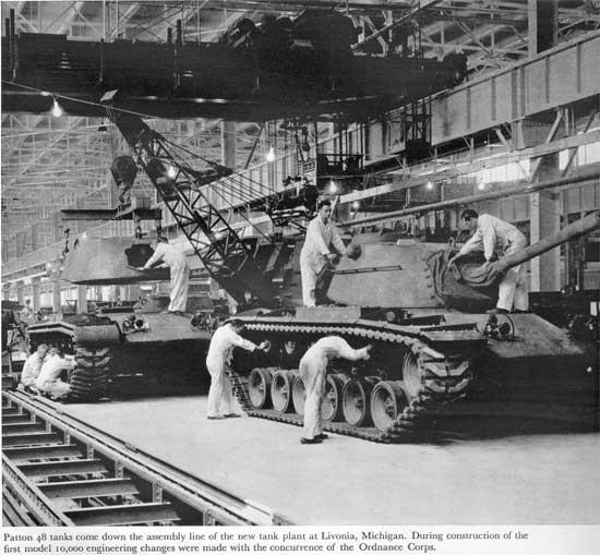 Ford Patton Tank