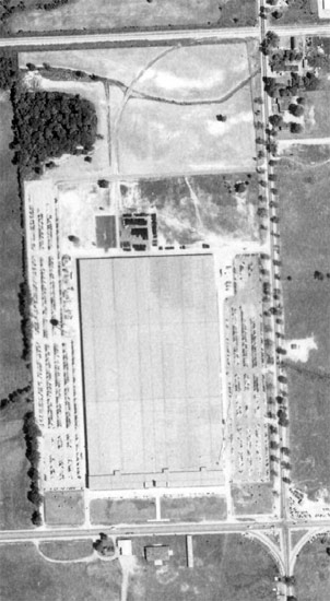 Ford Parts Depot 1952