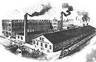 Cadillac/Leland Trombley factory