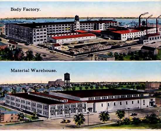 Cadillac factories 2